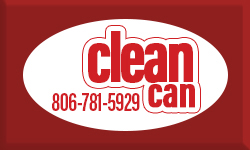 clean can logo